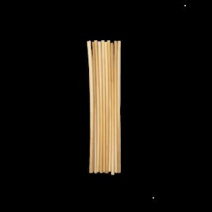 Slamky z prírodnej pšenice