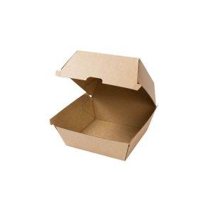 Takeaway burger box